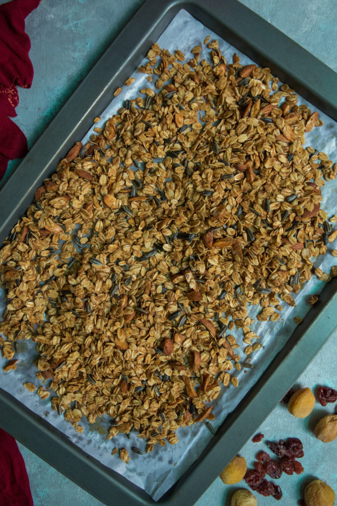easy granola