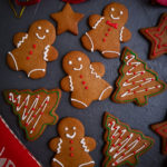 Homemade Ginger bread cookies