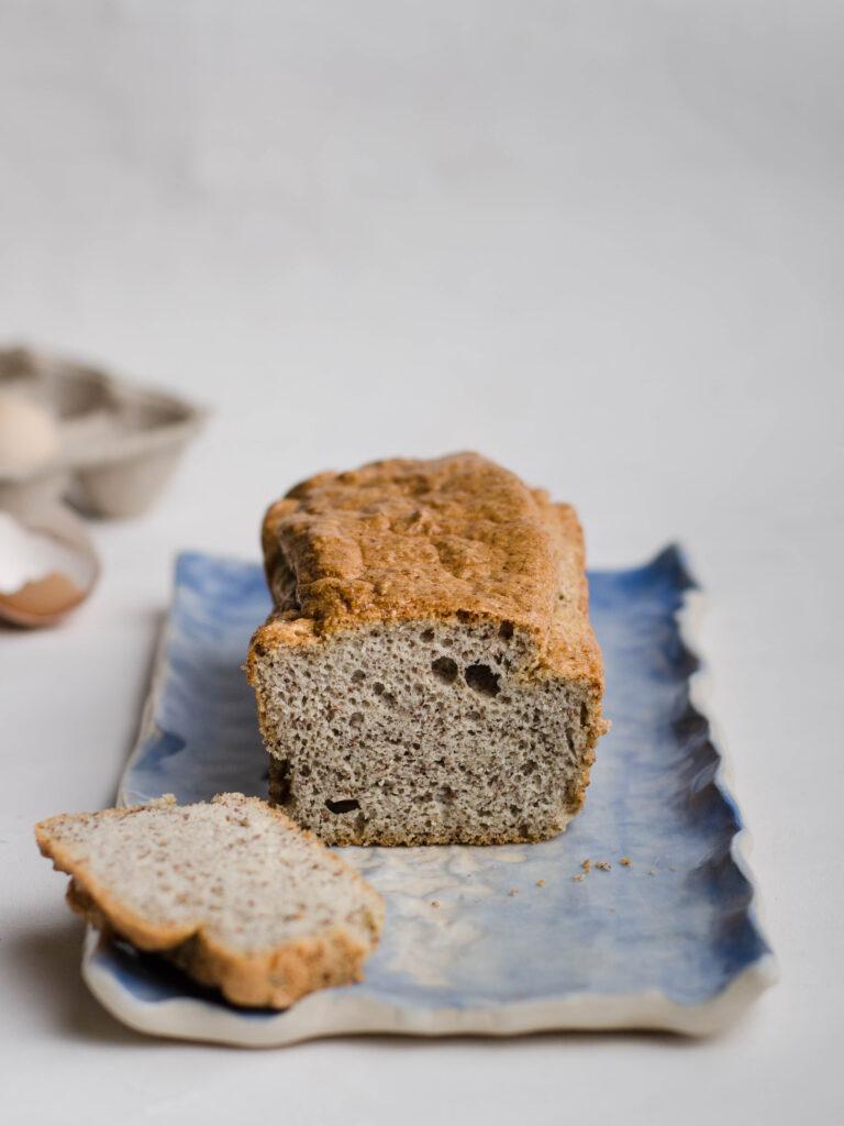 healthy low carb paleo/keto bread