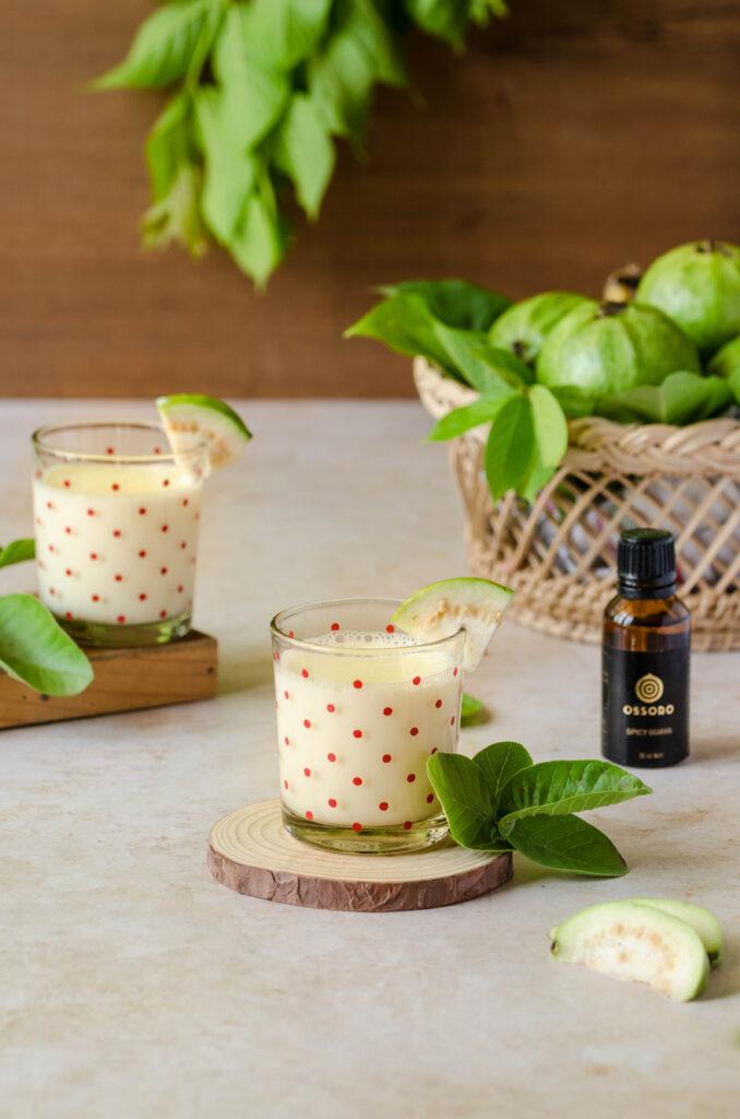 spicy guava milkshake recipe